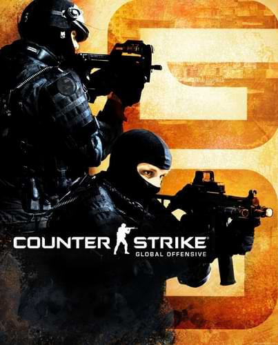 CS:GO (Counter Strike: Global Offensive) game cover